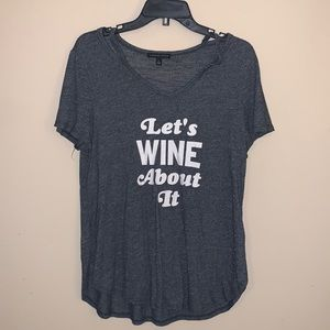 Let's wine about it top